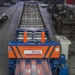 خط تولید عرشه فلزی (متال دک)