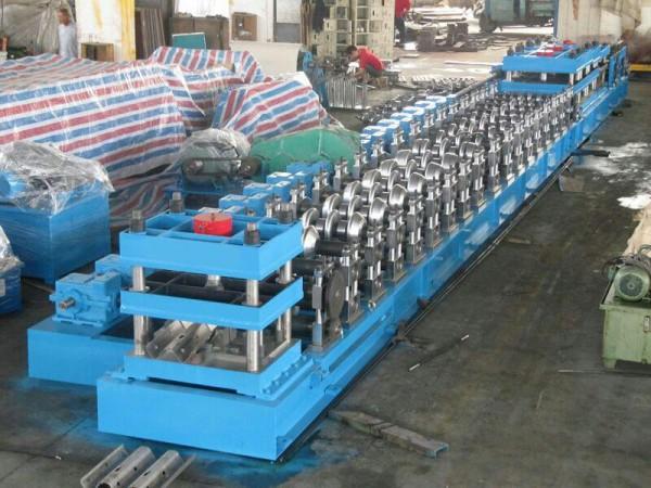 طراحی و ساخت خط تولید گاردریل