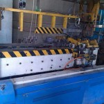 طراحی و ساخت خط تولید تیرچه کرمیت(اتوماتیک و نیمه اتوماتیک)
