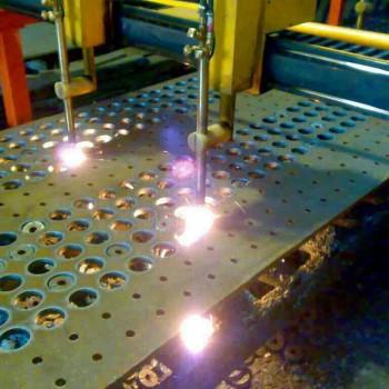 طراحی و ساخت خط تولید برش CNC
